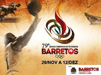 Barretos/SP - 79º Jogos Abertos do Interior 2015
