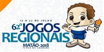 62º Jogos Regionais de Matão