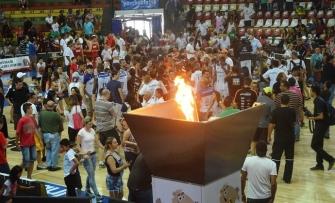 Bauru/SP - Jogos Abertos dos Idosos 2014